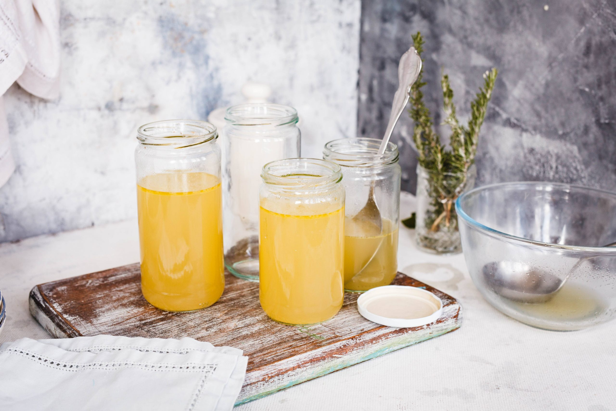 How To Make a Perfect Chicken Broth