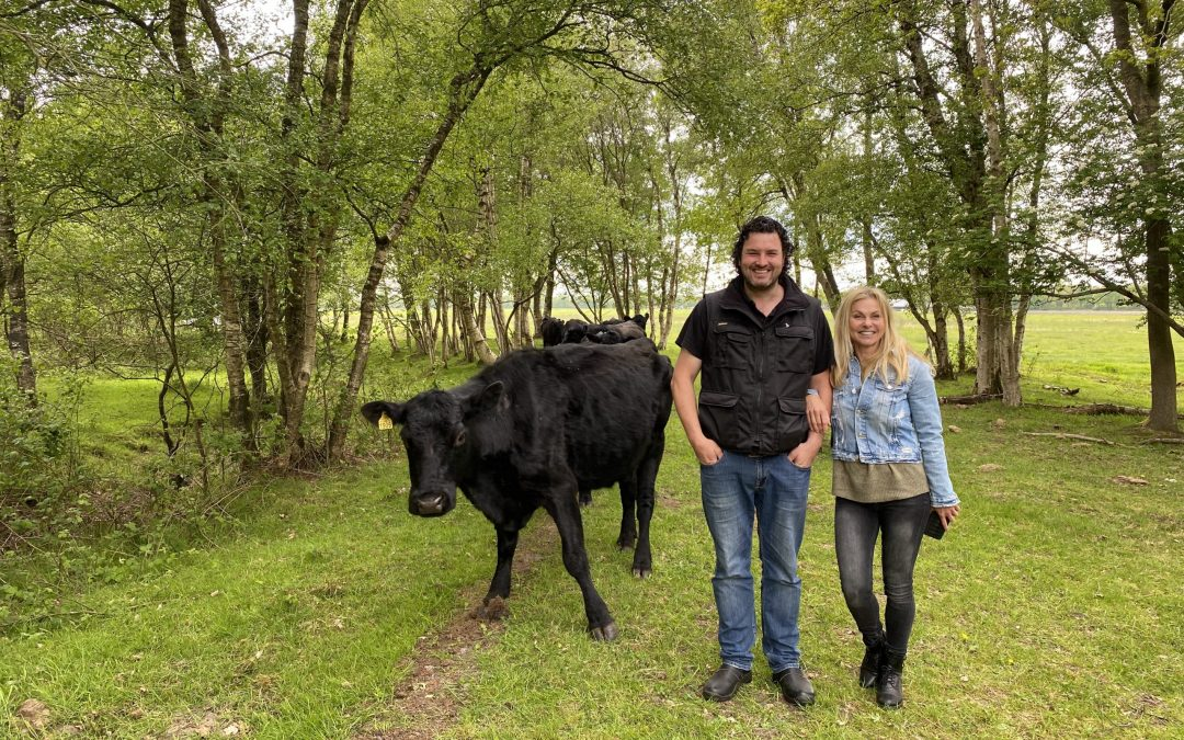 Interview with Dirk de Bruin (our supplier of the beef bones)