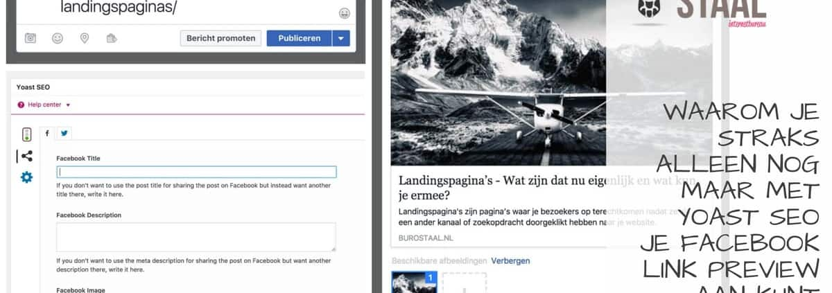 Facebook link preview WordPress