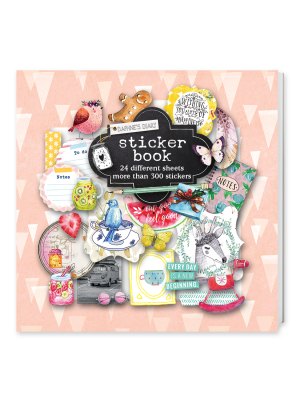 Daphne's Diary stickerboek 2017 stickers