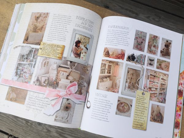 Daphne's Diary Creative Inspiration Buch Germany