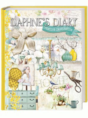 cover Daphne's Diary creative inspiration buch