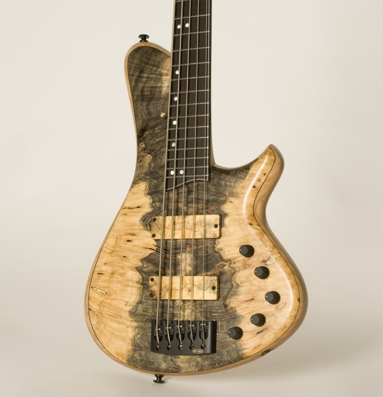 De Gier Elevation 5 Buckeye burl
