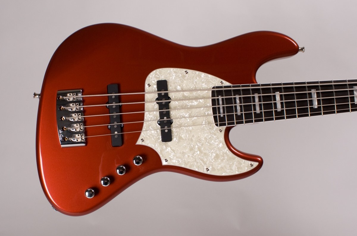De Gier BeBop 5 Candy Apple Red