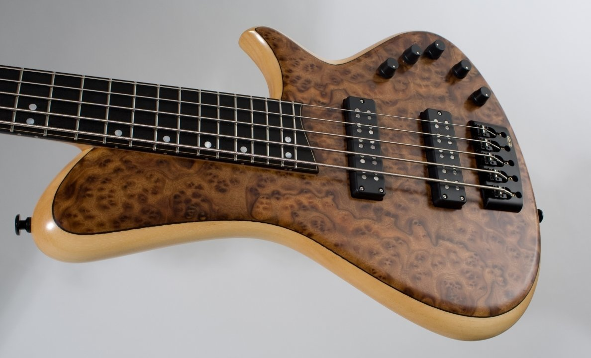 De Gier Elevation 5 Camphor burl