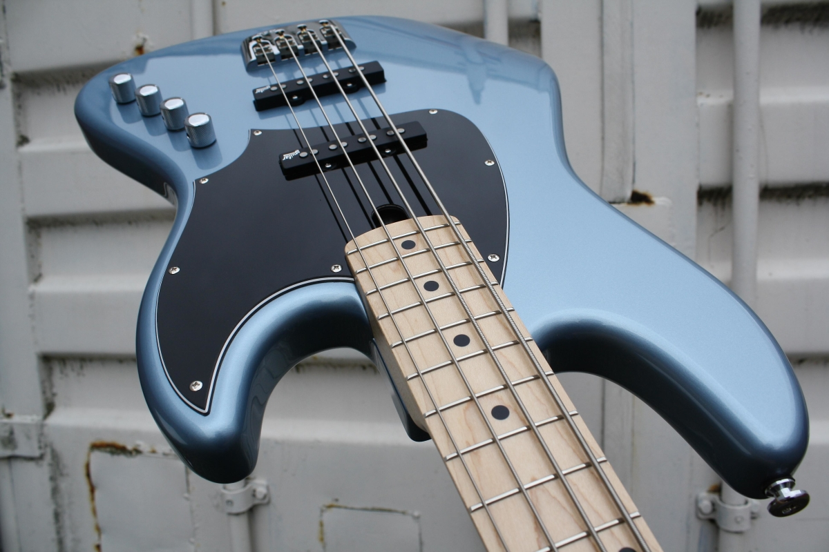 De Gier BeBop 4 Ice Blue Metallic