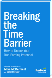 Breaking the time barrier - E-boek