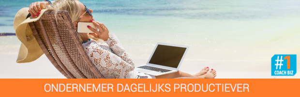 ondernemers productiever