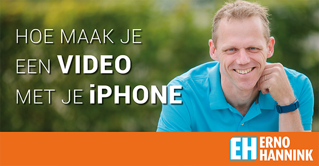 video maken iphone