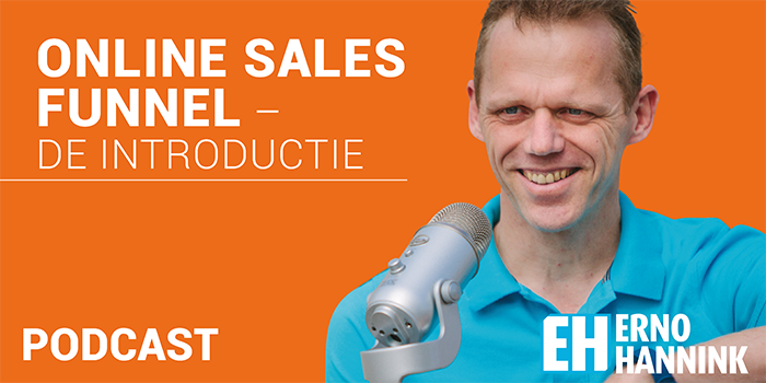 online sales funnel introductie