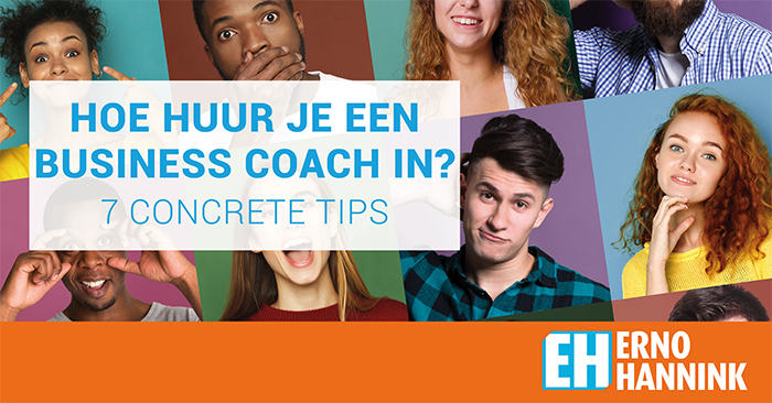 business coach inhuren tips