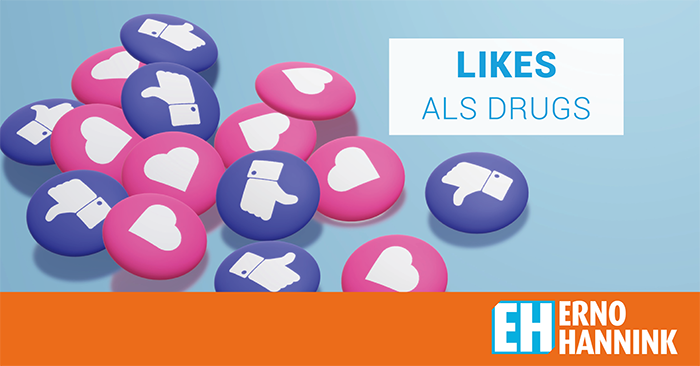 Likes als drugs