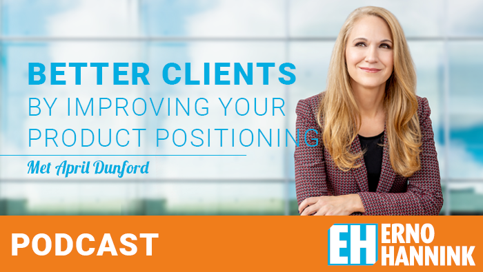 Better clients by improving your prroduct positioning