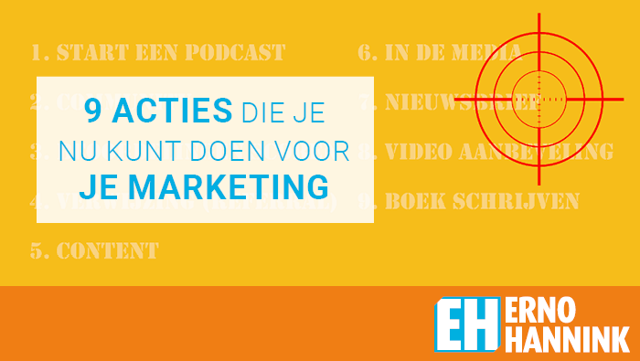 9-acties-voor-je-marketing