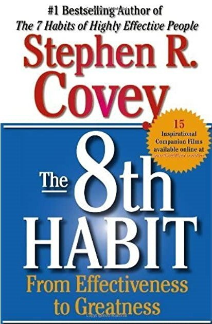 The 8the Habit - Stephen Covey
