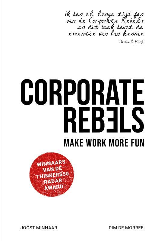 Corporate Rebels boek
