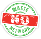 Logo No Waste Foodnetwork