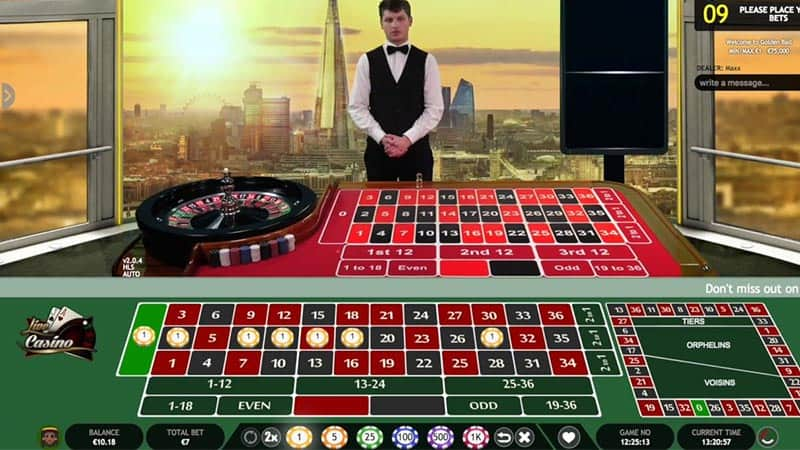 Pragmatic Play's Golden Ball Roulette