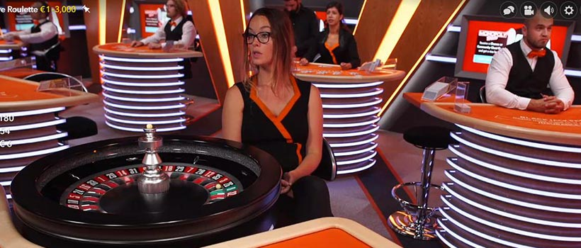 Dealers van Kroon en Oranje Casino