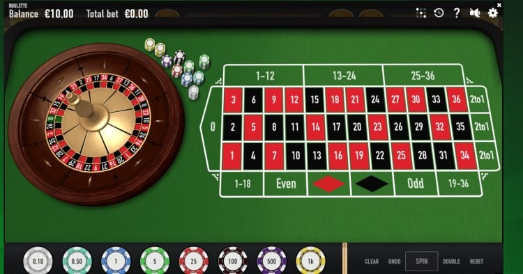 Roulette Relax Gaming