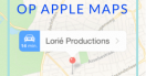 Apple Maps Connect nu in Nederland