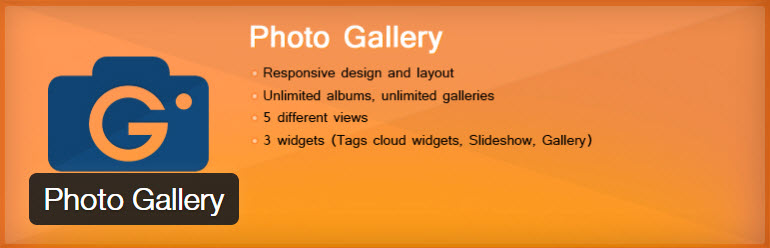 wordpress photo gallery