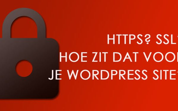https voor wordpress