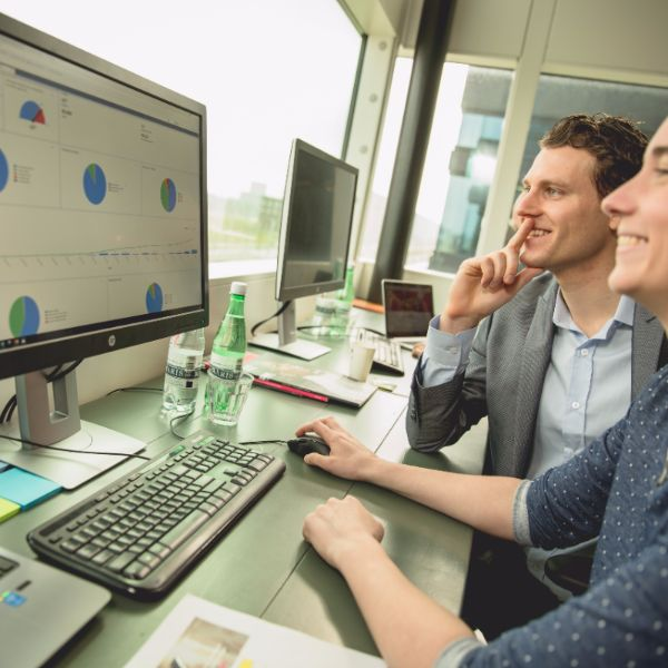 vacature database marketeer