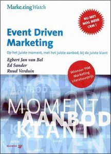 event driven marketing boek