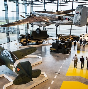 case nationaal militair museum