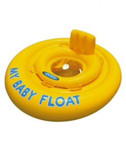 Baby Float Geel