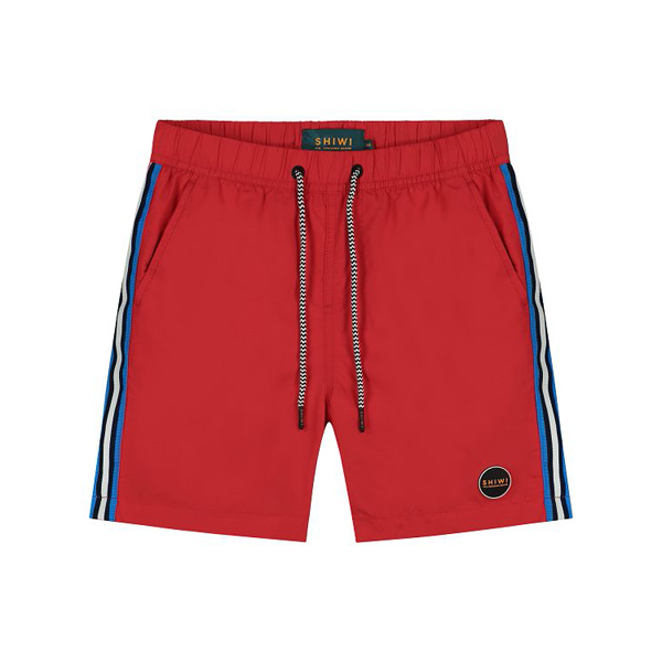 rode zwemshort Shiwi tom flame red